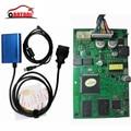 Venta caliente Super DADOS de volvo VIDA PRO + Chip Completo 2014D Fimware Actualización y Auto-Prueba de Vida Dice Herramienta de Diagnóstico con caja de Cartón