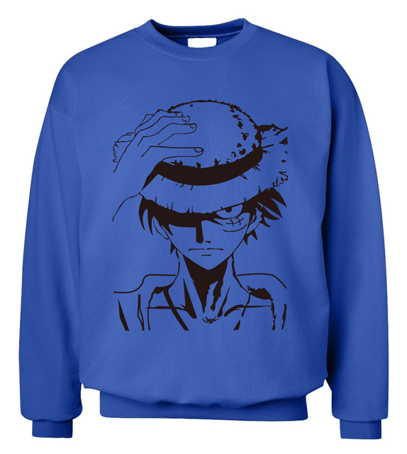 One Piece Luffy Sweatshirts (8 Colors)