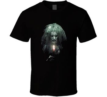 Insidious The Last Key Horror Thriller Scary Movie Fan T Shirt Summer Short Sleeves Cotton Fashion t Shirt