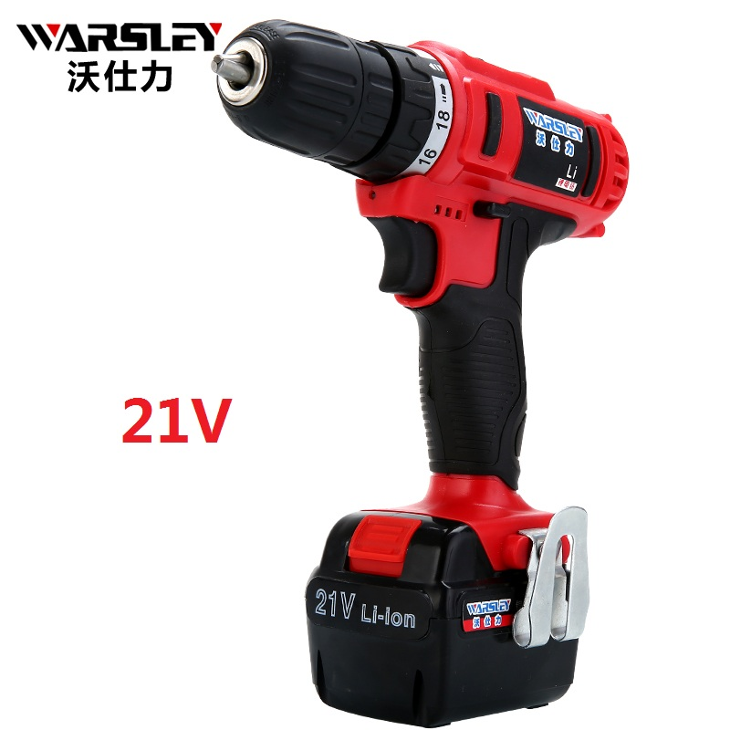 ФОТО 21v Electric screwdriver battery Electric Cordless Drill power tools Like  perceuse sans fil Electric Tools Mini Drill