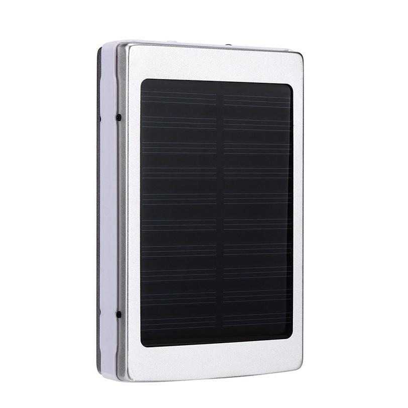 30000 mAh Dual USB Cargador de Batería de Energía Solar Para El Teléfono Celular