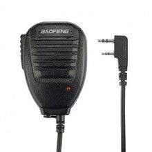 Speaker for BaoFeng BF-S112 3.5MM to 2.5MM Handheld Two Way Radio Car Speaker