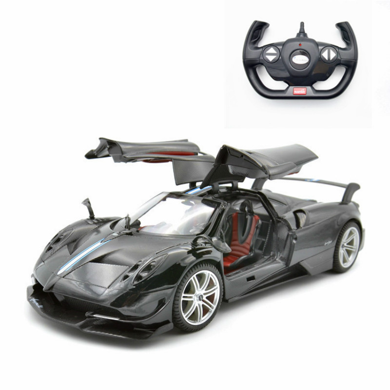 1:14 Remote Control Car Model for Pagani Zonda Huayra Supercar Luxury Sports RC Car Model Adult Toy for Boy Kid Birthday Gift welly gta pagani huayra 1 18 zonda original simulation alloy car models furious 7 need for speed supercar gull wing doors