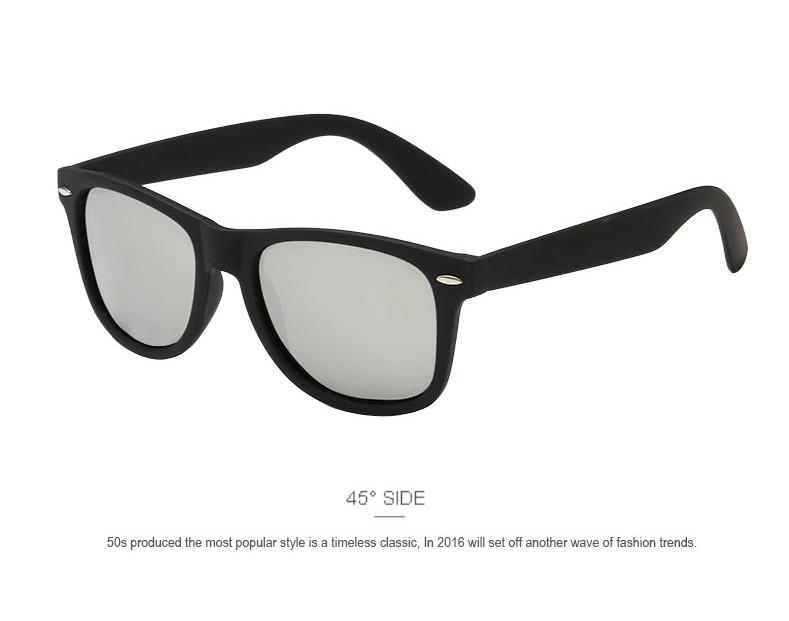 Fashion Brand designer Mens Retro Mirror Sunglasses for Women and Men Sports Driving Polarized Coating UV400 Eyewear Sun Glasses 13