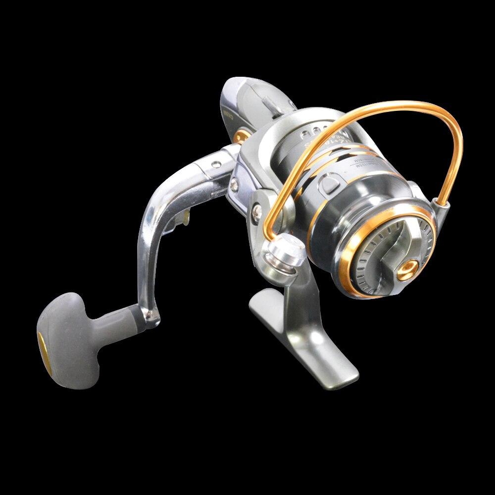 pesca ruedas línea giro