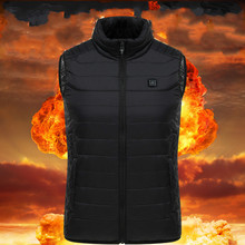 2018 new red vest men winter autumn sleeveless jacket solid cotton waistcoat with zipper plus size 5XL casual short jackets