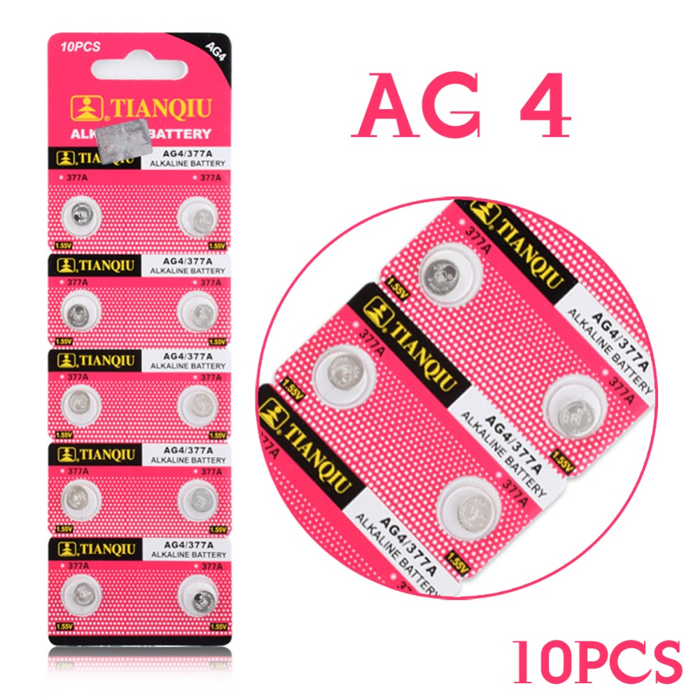 YCDC Real Power For <font><b>watch</b></font> Button Battery SR626SW <font><b>WATCH</b></font> COIN CELL BATTERY SR626 376 377 GP377 V377 565 L626 G4 GA4 AG4 <font><b>X10</b></font> EE6205 image