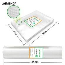 Вакуумный мешок 28*300 см и 20*30 см рулон для вакумного упаковщика Sous-Vide сумки для хранения продуктов термосварочные магазине еды упаковка, вакуумные пакеты B104