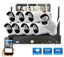 プレイ ビデオ監視キット システム 8CH