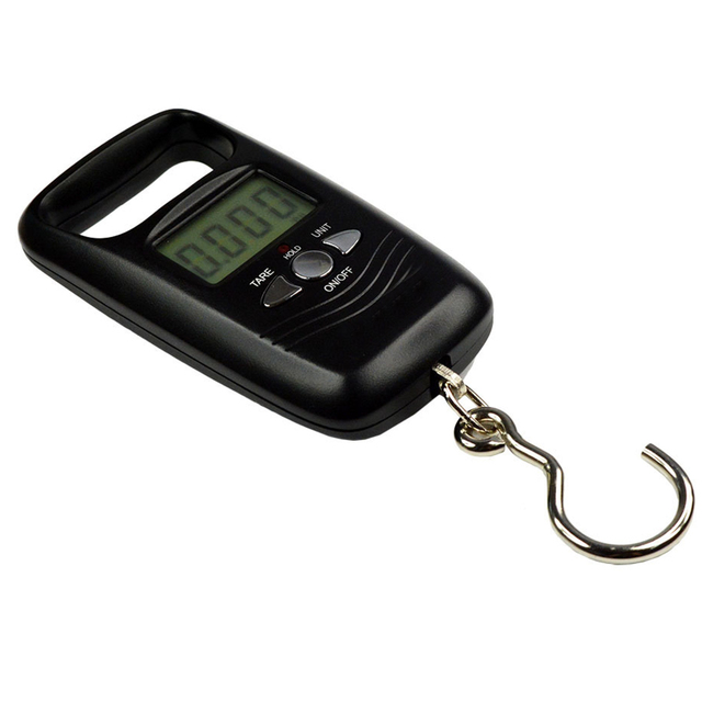 Universal Portable Scale Hook