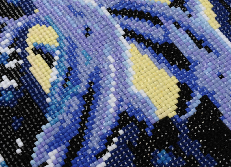 Full Drill Landscape Arts 5D Diamond Painting Kits Cross Stitch Embroidery Decor
