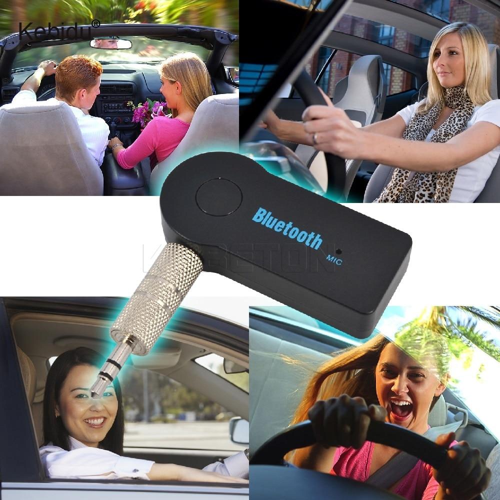 Aliexpress.com : Buy Kebidu Mp3 Music Player 3.5mm Streaming Car A2DP Wireless Bluetooth AUX