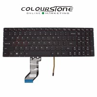 New Original Install Laptop keyboard for LENOVO Y700 US Black with Backlit Keyboard With High Quality