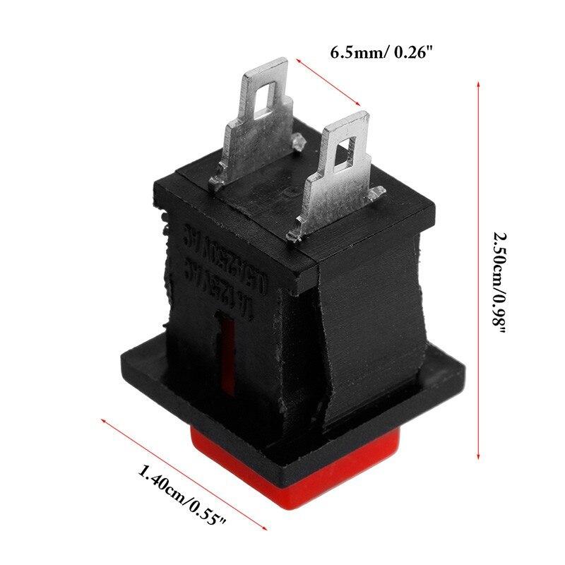 Ajusteur 10pcs plastique 2 trous Cord verrouillage Stopper Alterne Sac