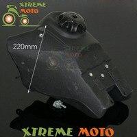 Black New Fuel Gas Petrol Tank For Yamaha TTR110 Chinese 125cc Pit Dirt Bike Motocross Enduro Motorcycle Supermoto Off Road
