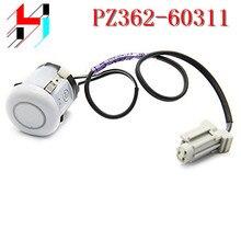 (4 шт.) Бесплатная доставка PDC Датчик Парковки OEM PZ362-60311 PZ362-60311-A0 Для Toyota FJ Cruiser Grj200 Белый черный