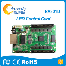 Linsn rv801d cartão de controle display led linsn cartão de recepção síncrona