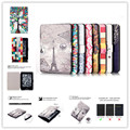 Magnetic Auto Sleep Wake fashion printed cover case for amazon Kindle Paperwhite 1/2/3 case 2012 2013 Paperwhite 3 (2015) case