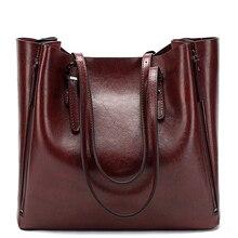 حقائب يد جلدية نسائية العلامة التجارية الشهيرة حقيبة كتف عادية سعة كبيرة مقبض علوي حقيبة دلو حقائب السيدات حقيبة ساع WBS560