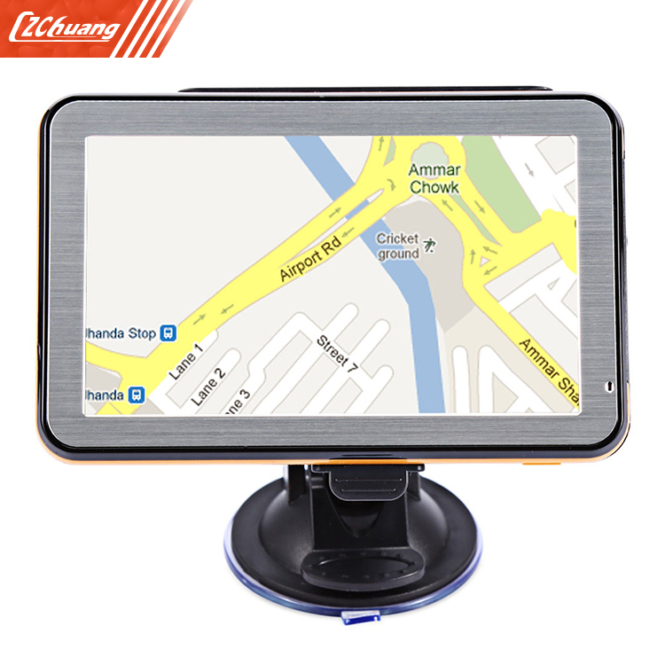 все цены на  5 inch Vehicle GPS Navigation TFT LCD Touch Screen FM Radio Voice Guidance Multifunction Navigator Maps  онлайн