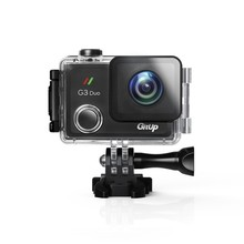 "2017 New Presale Gitup G3 Duo 12MP 2.zero"" Contact LCD Display screen 170 diploma HDMI Motion Sport Digital camera GYRO FPV/AV with MIC GPS Logger"