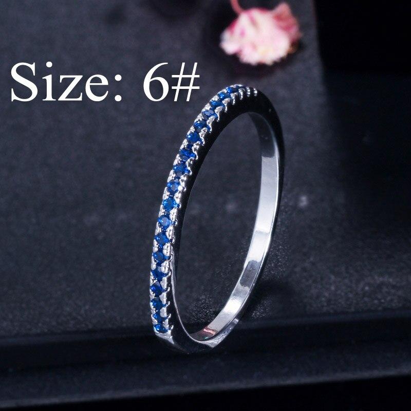 Blue Size 6