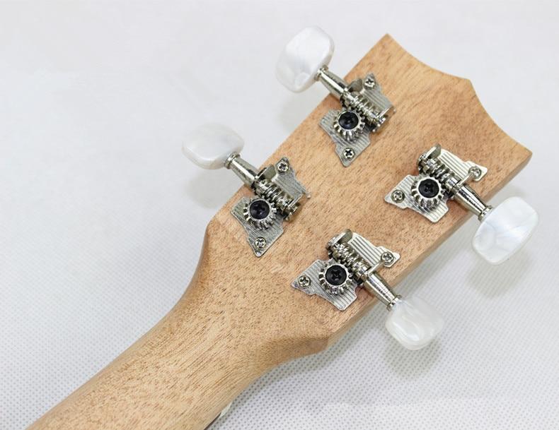 """21 \""""guitarra Acústica uk-211 Rosewood Fretboard ukulele guitarra Instrumento Musical"""