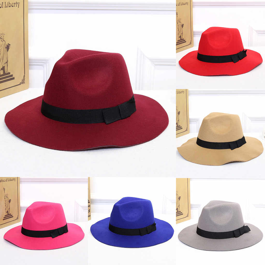 b8207313 feitong New Summer Female Sun Hat Bow Ribbon Panama Beach Hats for Women  Chapeu Feminino Sombrero