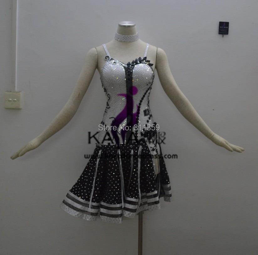 Hot Sales KAKA L140255 font b Women b font Dance Wear Girls Fringe Latin font b
