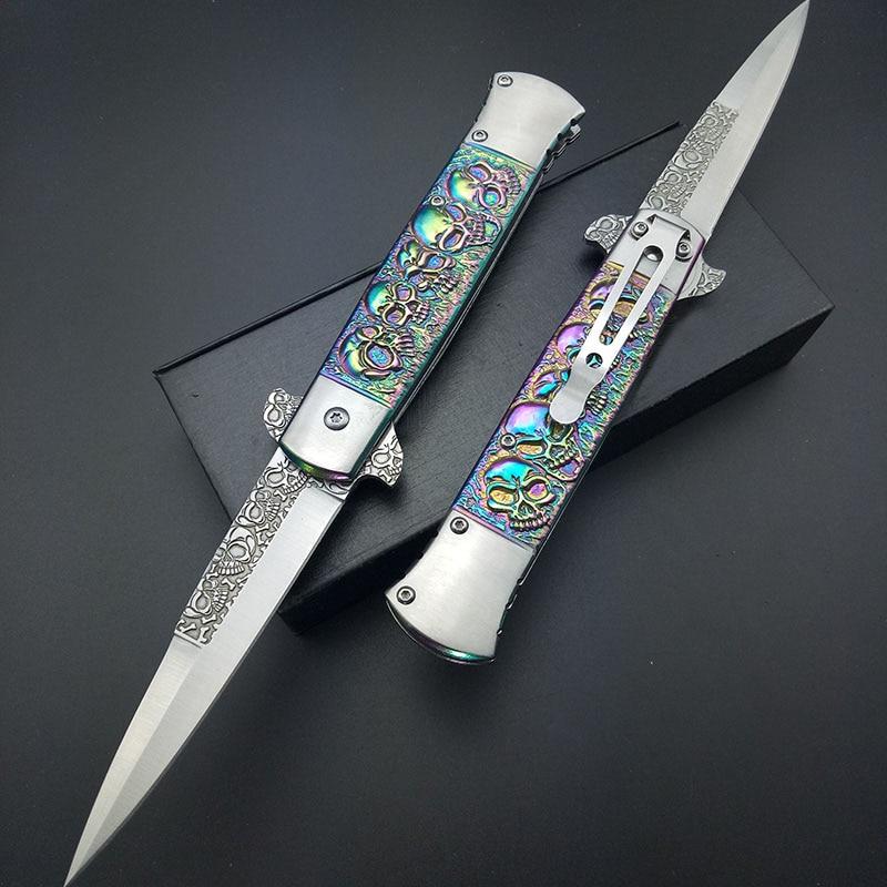 Italijos spalvos titano lauko įrankių peiliai daugiafunkcinis - Rankiniai įrankiai - Nuotrauka 2