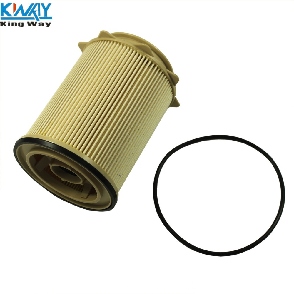 FREE SHIPPING King Way For DODGE RAM 6.7 DIESEL FUEL FILTER Kit 68157291AA  / 68065608AA 2010 2016 NEW-in Fuel Filters from Automobiles & Motorcycles  on ...