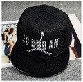 2017 unisex tampas planas homens cool fashion snapback chapéus dos homens hop bboy boné de beisebol ajustável chapéus pretos