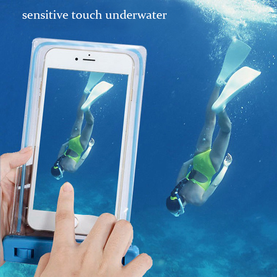 Waterproof Case For Smartphone Meizu M3 Max M5 Note M6 Note Pro 7 Plus Pro 6 Plus 5S A5 Swimming Pouch Bag Underwater Case Cover