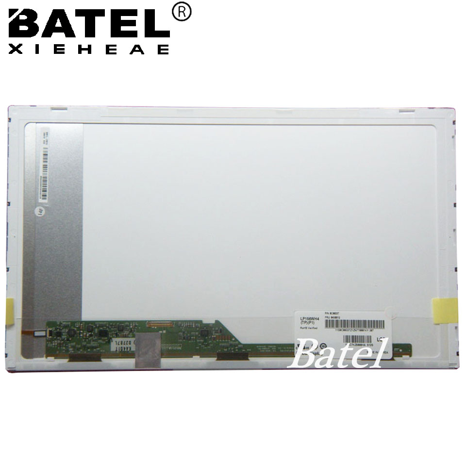 LP156WH4 (TP)(P1) for Packard bell easynote tv 11 cm LCD Screen Matrix for laptop 15.6 HD 1366X768 Replacement for lg display packard bell easynote xs