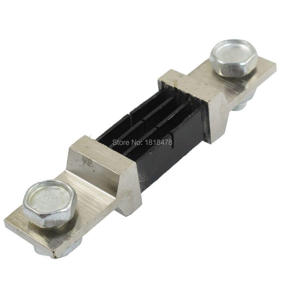 Амперметр постоянного тока 400A/75MV амперметр, измеритель тока 400A 75mV, шунтирующий резистор