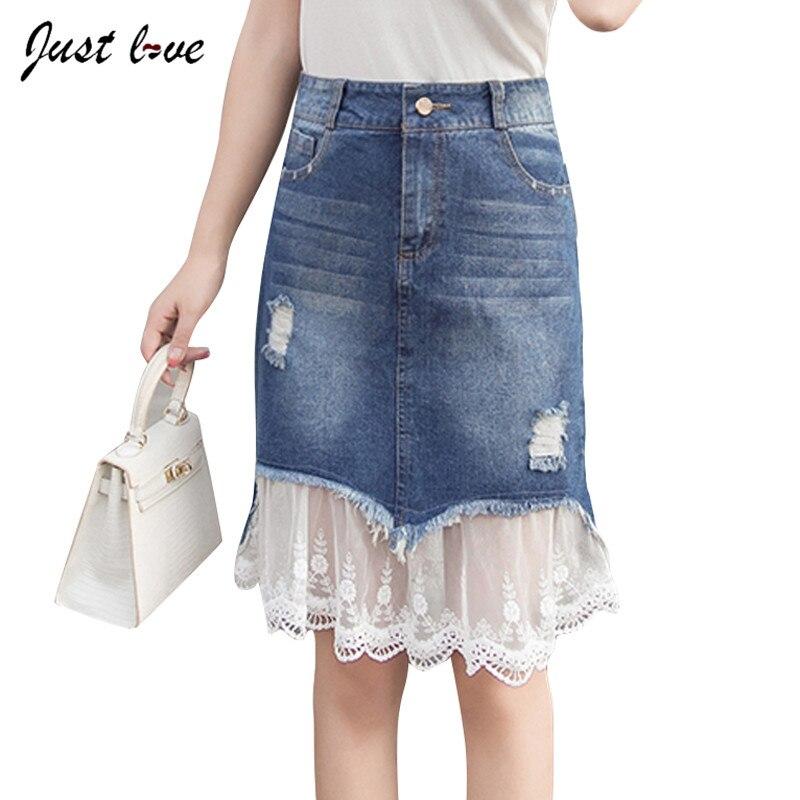 красивые вязанные спицами юбки для
