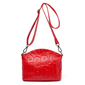 Image 2 - Marke Mode Taschen aus echtem leder tasche elegante handtasche Luxus Stil frauen leder handtaschen bolsa feminina Viele farben