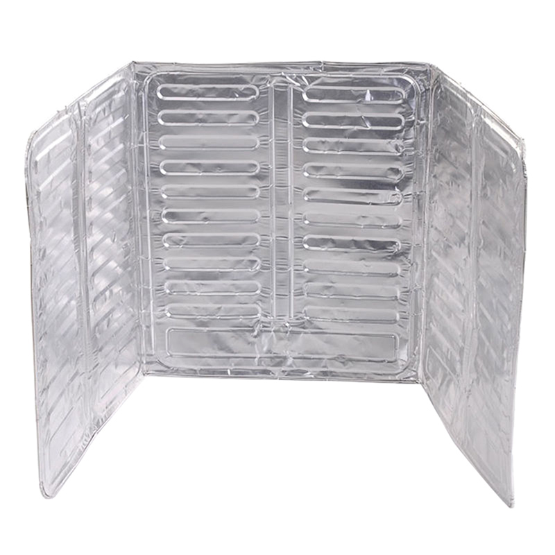 Aluminum Kitchen Foil Splatter Screens Non Stick Splatter