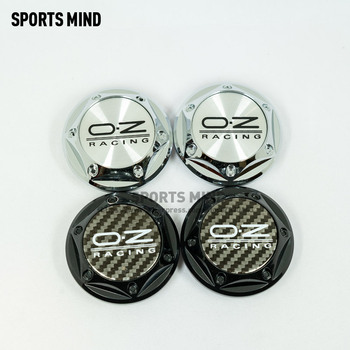 20 X 68MM Car Wheel Center Caps for OZ  RACING WHEEL Logo Dust-Proof Wheel Cover wheel Badge covers Auto accessories