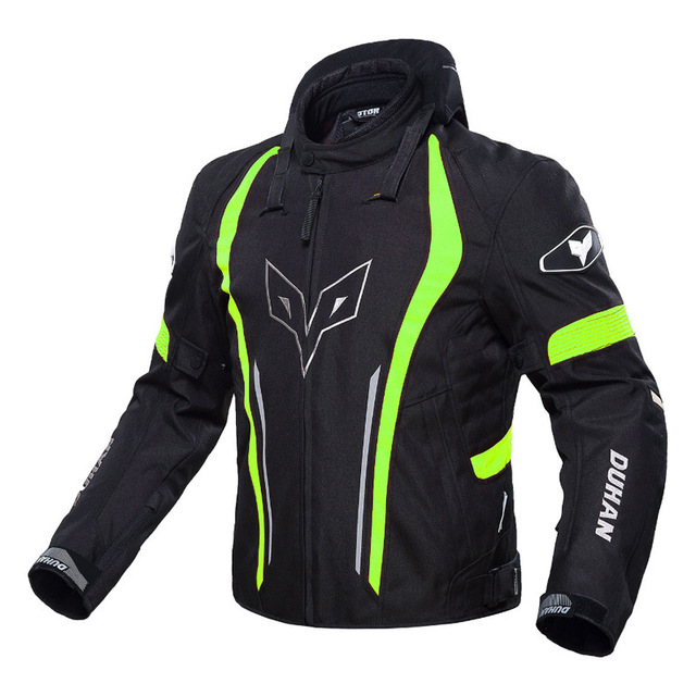 2017 New Multi-functional Riding Suit Windproof Warm Waterproof Motorcycle Racing Suit Can Match Protect Neck For Men Size M-XXL