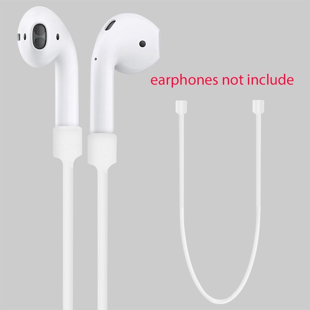 Kaotatud kõrvaklappide kaabli rihma aerodünaamilistele silikoonist - Kaasaskantav audio ja video - Foto 6