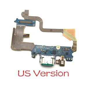 Image 1 - 10 ピース/ロット、 lg G7 Thinq G710 Dock コネクタマイクロ USB 充電ポートフレックスケーブルボードマイク交換部品