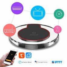 Smart Remote Controller WIFI+IR Switch 360degree Home Automation  smart sensor APP