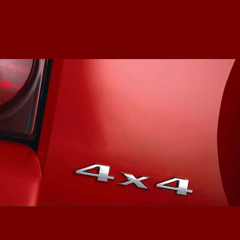 """""""DSYCAR 3D 4x4 Moto"""" automobilio lipdukas. Logotipo emblemos - Automobilių išoriniai aksesuarai - Nuotrauka 5"""