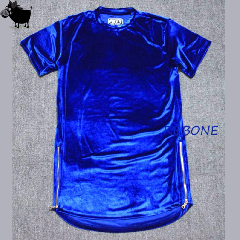 Mfasica Mens Slim Curved Hem Casual Fitness Round Neck Shirts