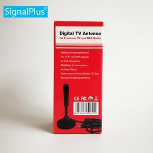 Image 5 - ゲイン25dbiデジタルdvb t fmフリービュー空中アンテナpc用テレビhdtvデジタルワイヤレステレビ屋外カーアンテナ