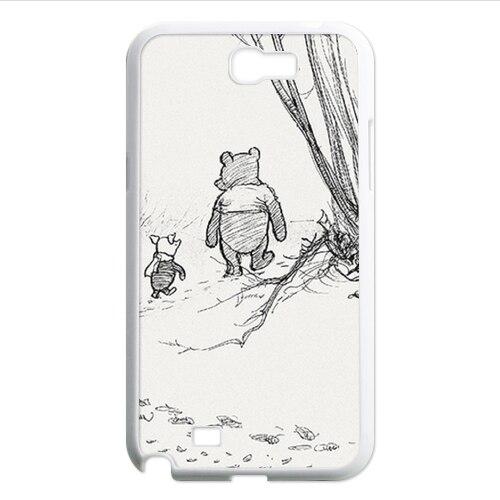 Winnie The Pooh Bear Piglet Pencil Sketch For Samsung Galaxy