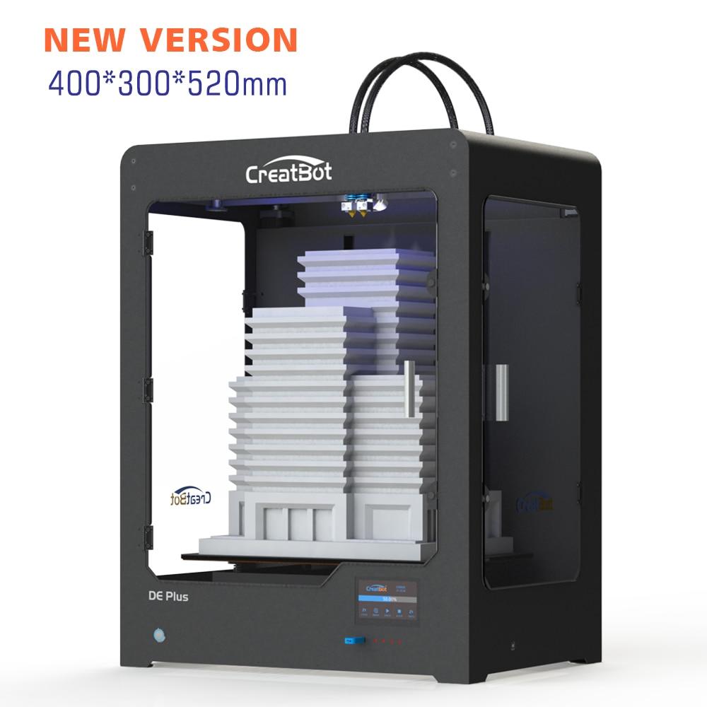 CreatBot-printer 3D DEPlus Dual Extruder 400 * 300 * 520 mm Stor - Kontorelektronik - Foto 3