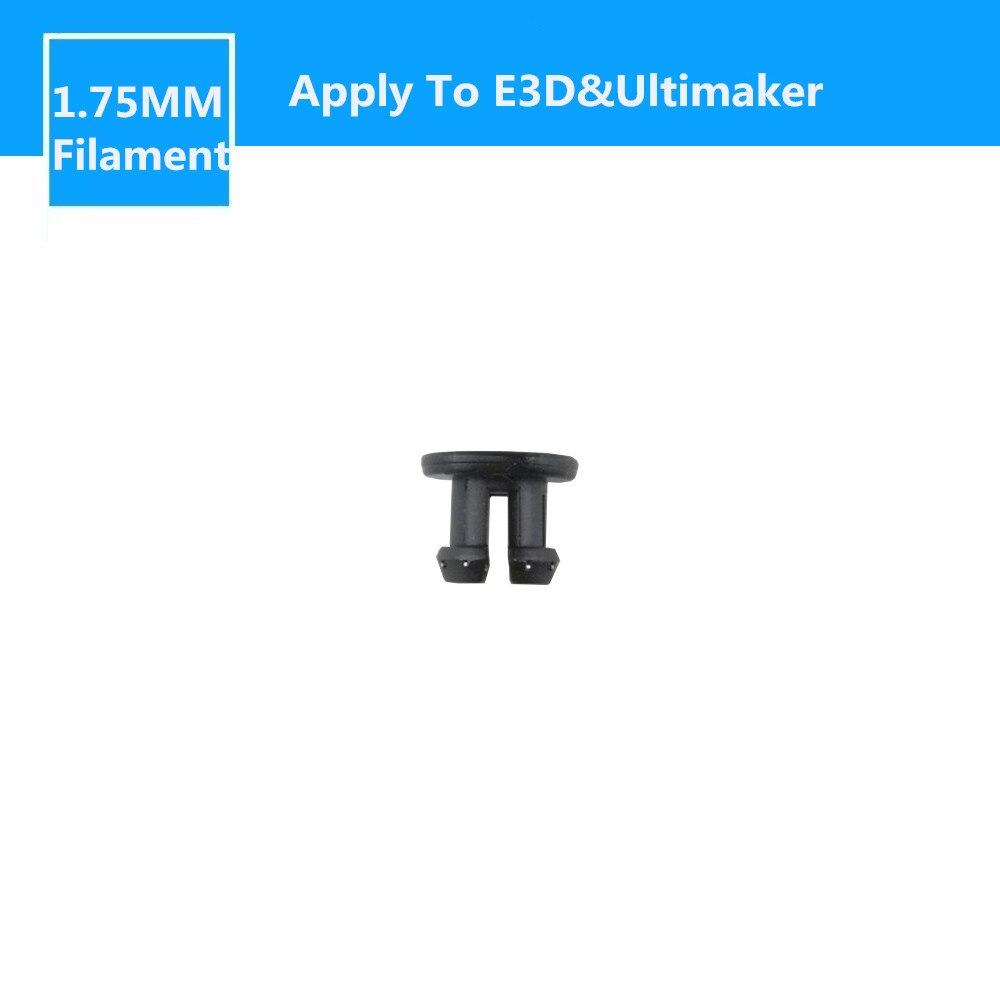Funssor 1.75 мм нити 3D принтер пневматические фитинги встроенный Боуден муфт