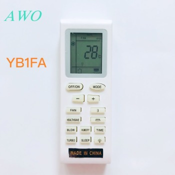YB1FA For GREE Air Conditioning Remote Controller YB1F2 YB1FA YB1FA YB1F2F KTGL001 YB1A21